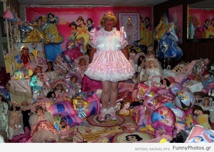 Barbie guy