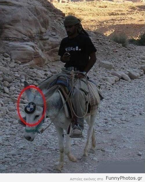 BMW στο Αφγανιστάν