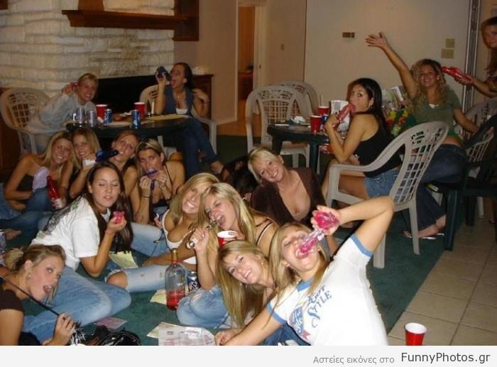 Dildo party