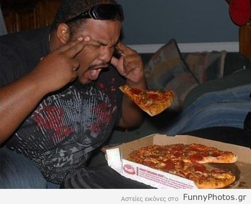 Ιπτάμενη πίτσα