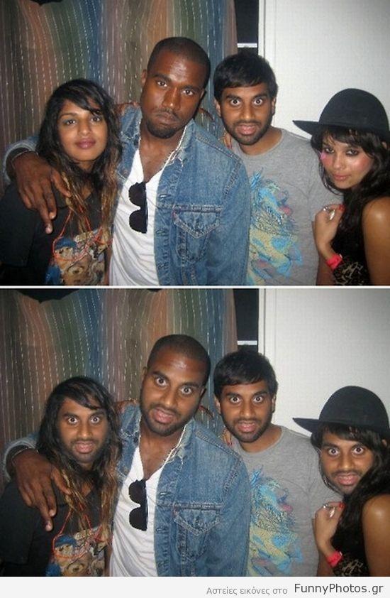 Kanye West και fans