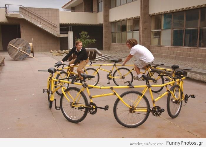 Κυκλικό ποδήλατο