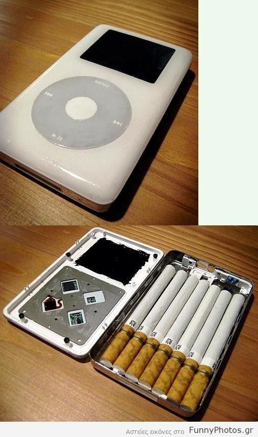 Ταμπακιέρα iPod